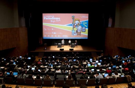 Periodismo digital, hacia una nueva Edad de Oro - Cover