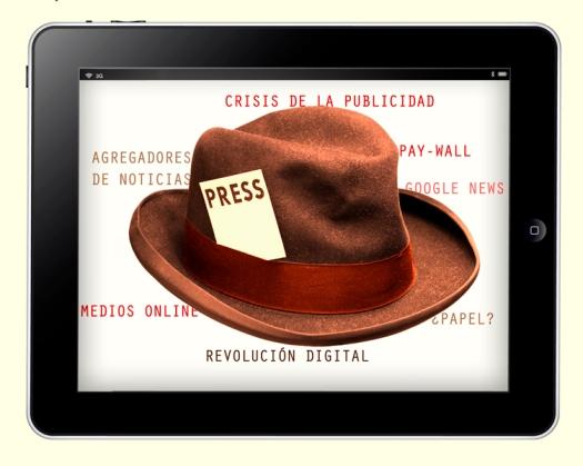 Prensa y tecnología, dos sectores condenados a entenderse - Cover